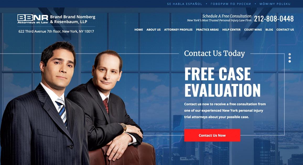 Brand Brand Nomberg & Rosenbaum, LLP