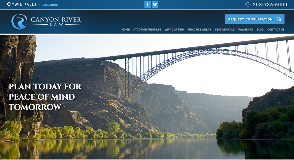 Canyon River Law Group