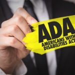Law Firm Websites and Americans with Disability Act
